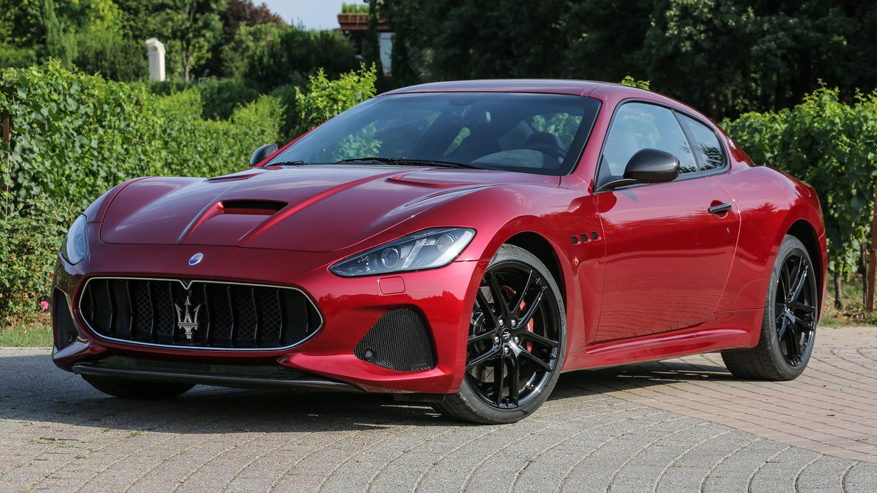 Listen To The Sound Of Maserati's First Electric Motor