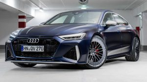 2020 Audi RS7 By ABT Looks The Part With Aero Wheels, Matte Paint