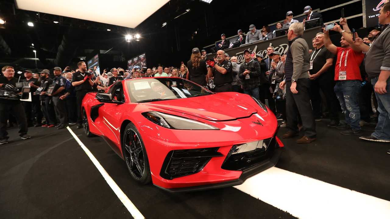$3M Mid-Engined Corvette C8 Owner Says He Will Never Drive It