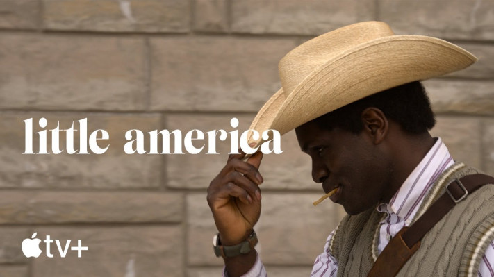 Apple TV+ show 'Little America' to get a companion podcast, exec producer says – TechCrunch