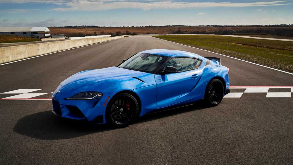 382-HP 2021 Toyota Supra Not Coming To Europe Due To Emissions Laws