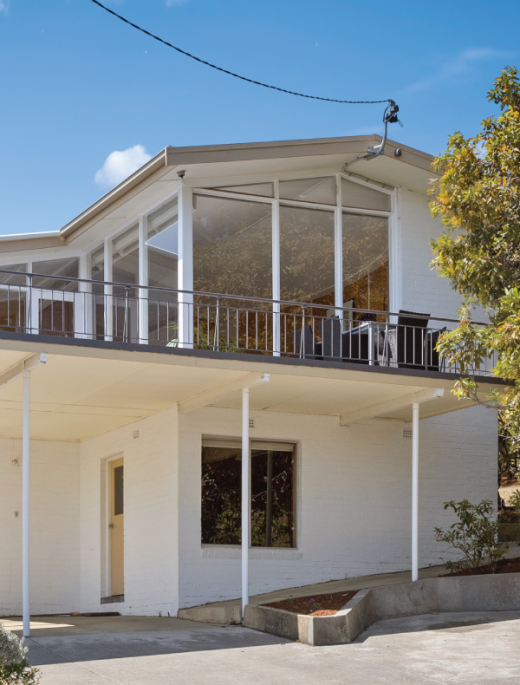 A Sandy Bay Stunner With Sweeping Views!