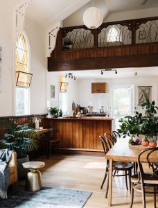 A Magical Converted Church In The Hepburn Shire