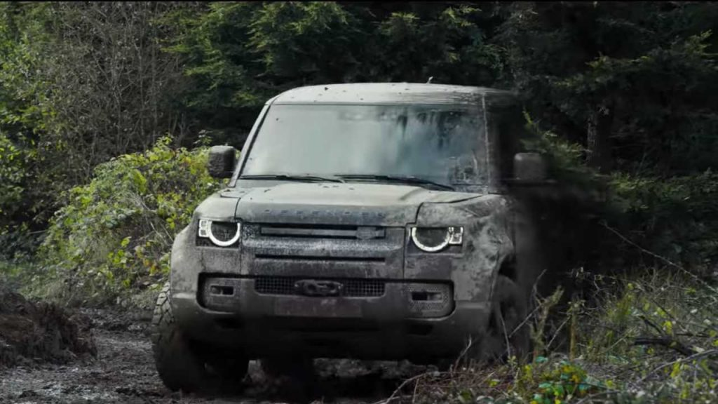 See 2020 Land Rover Defender Take Some Serious Abuse In New Ad
