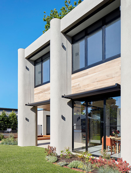 A Melbourne Period Home Gets An Unexpected Renovation