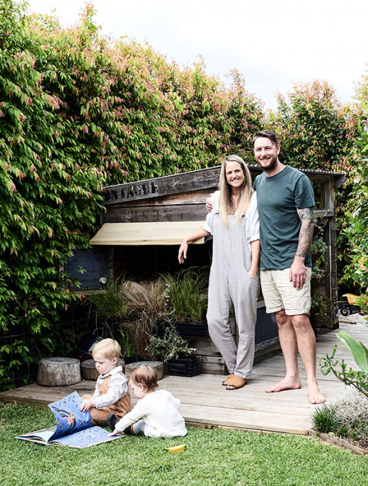 Sophie & Dale Vine Share Their Home Renovation In Geelong
