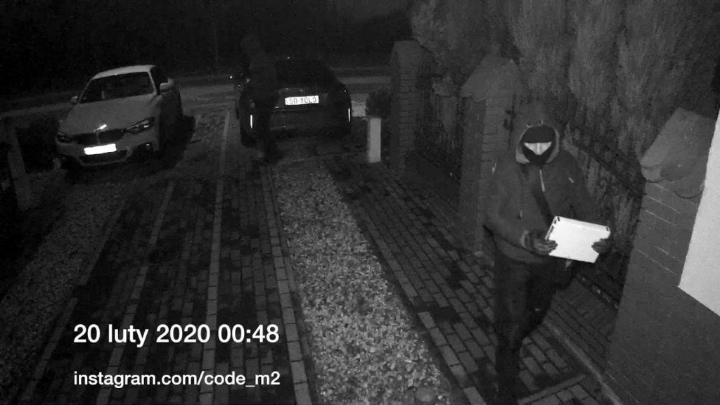 Thief Steals BMW M2 Using Signal Amplification Relay Device