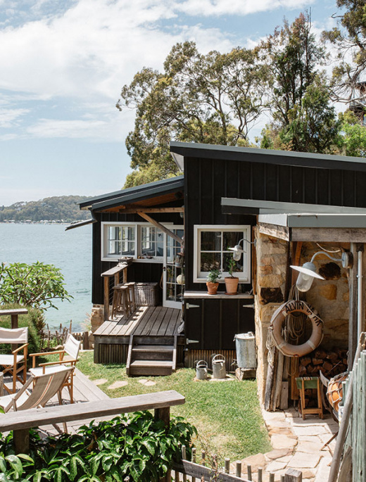 This Remote Fisherman's Shack Is A Little Slice of Heaven