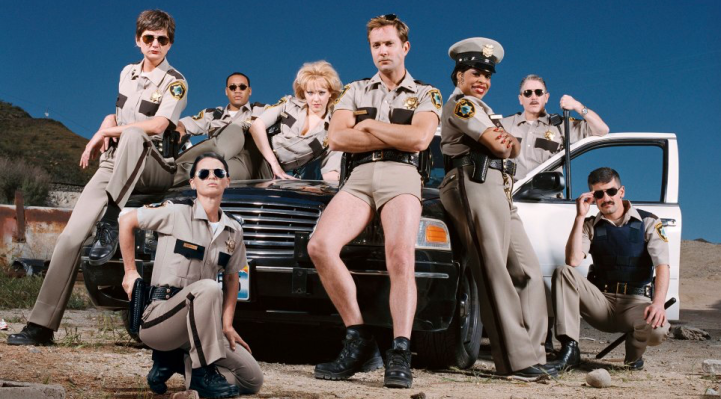 Quibi just released a trailer for the Reno 911! revival – TechCrunch