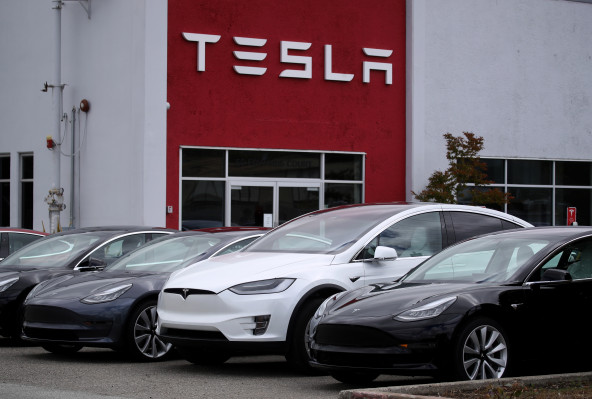 Tesla's furlough calls begin with delivery and sales taking a hit – TechCrunch