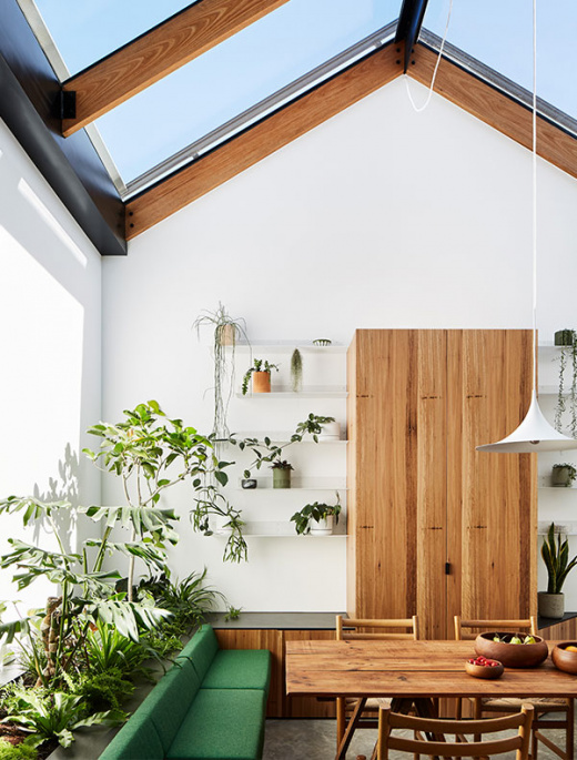 A Victorian Terrace Transformed, With Minimal Intervention