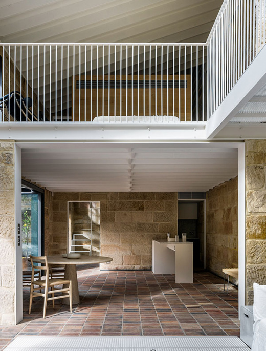An 1850s Horse Stable Turned Stunning Guest House